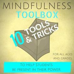 Mindfulness Activities for Self-Regulation, Calm Focus & R