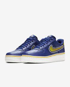 quality design d2af7 d5b48 Nike Air Force 1 07 LV8 Sport NBA Mens Shoe Air Force 1, Nike