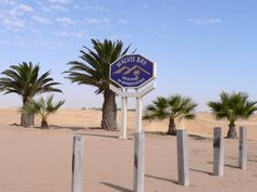 Welcome to Walvis Bay. Dune, Missing Home, Homeland, Palm Trees, Oasis, Places To Visit, The Incredibles, Ocean, World