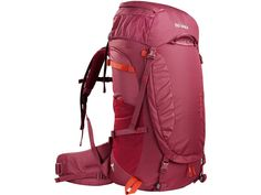 Tatonka Noras 55+10 Rucksack Damen bordeaux red Laptop Rucksack, Fashion Tips For Women, School Bags, Travel Accessories, Golf Bags, Wallets For Women, Suits For Women, Bordeaux, Hiking