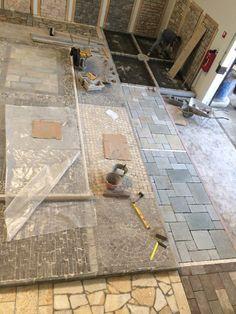 #beautiful #showroom #stone #palosco #bergamo #brescia #archiexpo #iSaloni #saloneSatellite #porfido #architecture #wall #appiaanticasrl #pebbles #floor #urbandesign #mix #decoration