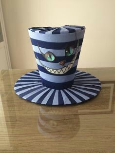 Cheshire Cat Hatter Hat