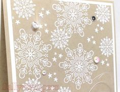 Week 5 of my 12 Days Of Christmas Heat Embossing and I've brought a simple one that I think looks really effective. The original design was from the lovely Michelle Last. She made a card with…