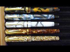 Chicago Pen Show! - YouTube