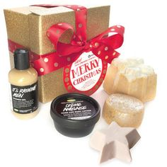 Merry Christmas Gift set - LUSH