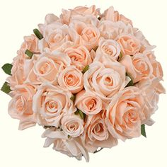 11 Beautiful Artificial Roses That Look Real [Fake Roses] Fake Flowers, Artificial Flowers, Beautiful Flowers, Rose Decor, Small Rose, Little Bow, Marriage Proposals, Romantic Dinners, Brides And Bridesmaids