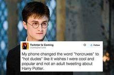 29 Tweets That Are Way Too Real For Harry Potter Fans