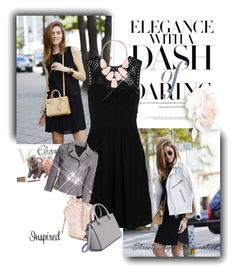 """Street Style Inspiration"" by jvol1052 ❤ liked on Polyvore"