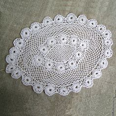 Hey, I found this really awesome Etsy listing at https://www.etsy.com/uk/listing/167810293/vintage-doily-knitted-crochet-1970s