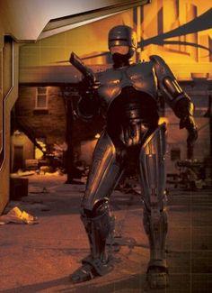 RoboCop (1987) movie key art (US)