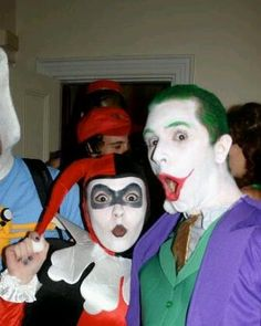 Joker & Harley Cosplay...