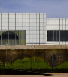 David Chipperfield Architects : Turner Contemporary art gallery : Margate : Kent : England