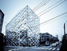 Prada Tokyo - Omotesando - Herzog & de Meuron