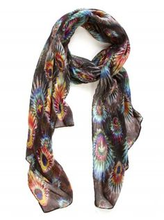 how to wear scarves on infinity scarfs