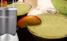 Fountain Of Youth Smoothie, a NutriBullet original, possesses the perfect age-reversing balance of leafy greens, fruit, and nuts to energize and invigorate.
