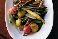 Pickled Spring Vegetables With Mustard-Seed Vinaigrette from Leite's Culinaria