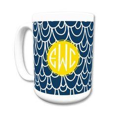 Top Deck Ceramic Mug