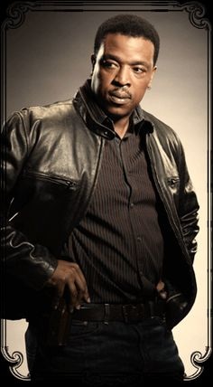 Russell Hornsby from Grimm