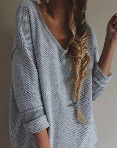 What to Wear: 6 Cozy Night In Outfits {comfortable fashion, casual style} Looks Street Style, Looks Style, Style Me, Look Fashion, Fashion Photo, Womens Fashion, Fall Fashion, Petite Fashion, Curvy Fashion