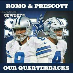 Tony Romo/Dak Prescott