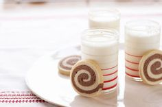 These pinwheel sugar cookies are a treat to eat and fun to make.  Impress the Christmas crowd with these cookie creations.