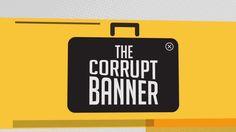 Corrupt Banner