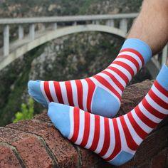 Where's Waldo men's socks  Shop online: www.treinta-tres.com
