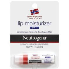 I'm totally in love with this product and would continue to use it. Neutrogena lip moisturizer ( Norwegian Formula ) To know more click the link below. http://evamaude.co/2015/01/13/neutrogena-lip-moisturizer-norwegian-formula/