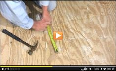 How to Use a Tape Measure: You can use a tape measure for more than just measuring. The Family Handyman Senior Editor, Travis Larson will show you clever ways to use a tape measure to save time on your next project. Watch #video: http://www.familyhandyman.com/video/v/63610680/how-to-use-a-tape-measure.htm
