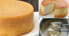Fazer os bolos ficarem altos, macios e fofos, nem sempre é fácil. Não são apenas os ingredientes, mas também seguir a receita passo a passo e cuidar de cada detalhe. Aqui vamos falar tudo o que você precisa saber para ter um bolo muito macio, mas também úmido. Ingredientes 5 ovos 200g de açúcar...