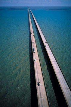 24 mile bridge Louisana