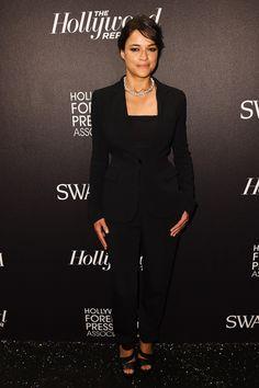 Michelle Rodriguez au Festival de Cannes