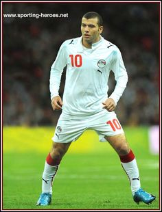 Emad MOTEAB - Egypt - 2010 African Cup of Nations