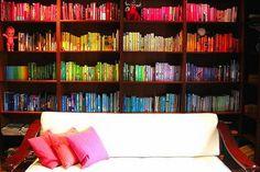 UNIVERSO DOS LEITORES: Cuidados com a estante e os livros