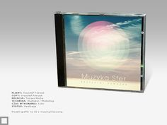 "Project CD cover for instrumental Music ""Music Of The Spheres:."