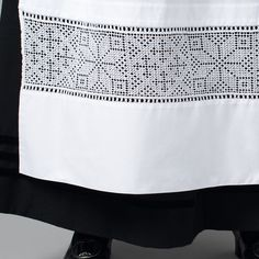 Forkle Hardanger Embroidery, Norway, Tapestry, Costumes, Knitting, Head Pieces, Pattern, Aprons, Shirts