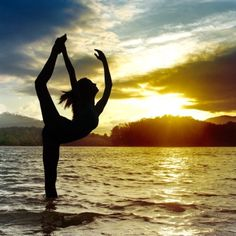 Whenever I have yoga time life feels more grounded and my body is looser and flexible. Doing yoga by water...the BEST!