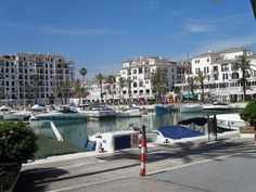 Puerto de la Duquesa, Costa Del Sol, España #visited #spain