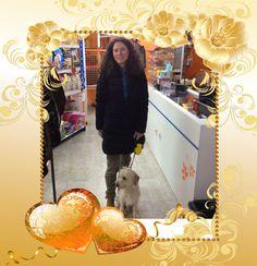 Carmen y Pul.Enamorados de tus mascotas en Tienda de Animales El Cuélebre.