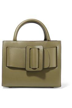 BOYY . #boyy #bags #shoulder bags #hand bags #leather #tote #