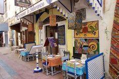 Essaouira Tipps - Die schönsten Restaurants & Riads Restaurant in der Medina Titelbild ©️️PetersTravel