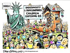 Enough w/ criminalizing innocent refugee children who are sent here to escape dire conditions in their homelands!