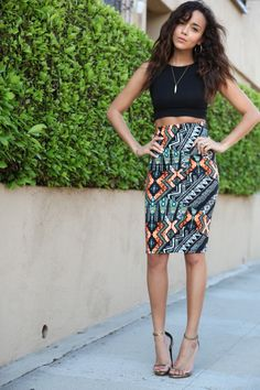 """Love this look on Ashley Madekwe from Ring My Bell (and """"Revenge!)"""