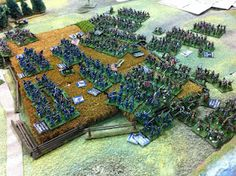 Unionists Loose Fort Donelson Campaign At Wargaming Club Miles Gloriosus From Rome