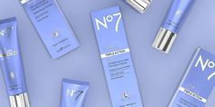 No7 Lift & Luminate TRIPLE ACTION Serum — The Dieline - Branding & Packaging Design