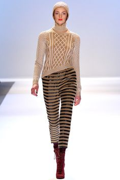 Charlotte Ronson   Fall 2012 Ready-to-Wear Collection   Vogue Runway