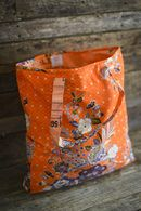 Naranja Reversible Rice Tote - Rice bag on the inside! This has been so popular