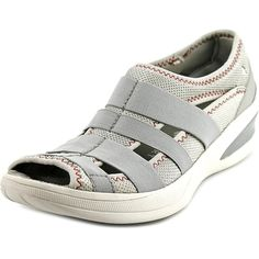 Natural Sport Flight Women US 7.5 Gray Sport Sandal >>> You can get more details by clicking on the image.