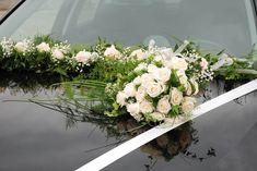 Egal ob ihr für euren Autoschmuck weiße Rosen oder andere Blumen verwenden möchtet, hier könnt ihr euch inspirieren lassen...   Tipps & Ideen   Beispiele