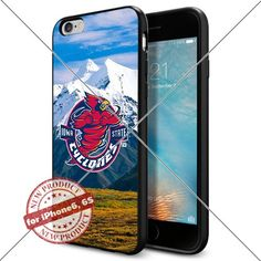 WADE CASE Iowa State Cyclones Logo NCAA Cool Apple iPhone6 6S Case #1209 Black Smartphone Case Cover Collector TPU Rubber [Forest] WADE CASE http://www.amazon.com/dp/B017J7PDQC/ref=cm_sw_r_pi_dp_gOg3wb05AH3DG
